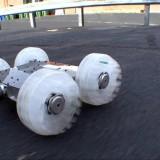 Sand Flea Jumping Robot