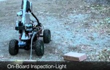 Inspection Robot with Arm.m4v