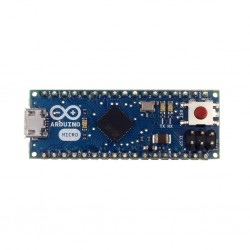 Arduino Micro USB Microcontroller (With Headers)-Assembled - 5V 16MHz ATmega32u4