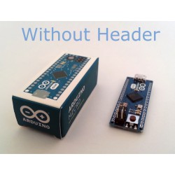 Arduino Micro USB Microcontroller (Without Headers) Assembled - 5V 16MHz ATmega32u4