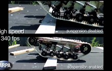 DARPA's Robotic Suspension System - M3 Program