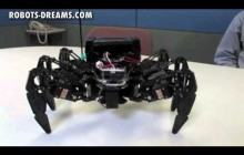Hexapod Robot Ready To Conquer Extreme Obstacles