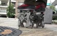Land Crawler eXtreme Locomotion Demo Video