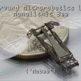 Pop-up Fabrication of the Harvard Monolithic Bee (Mobee)