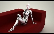 The Eve 1138 Android - Sensual Cyborg / Robot 3D Photorealistic Animation HD