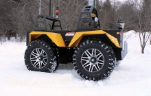 Introducing Grizzly Robotic Utility Vehicle
