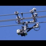 Expliner Robot - High Voltage Transmission Line Inspection Robot #DigInfo