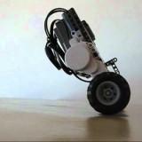 LEGO NXT Balancing Road TwoWheels Robot