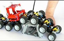 Lego 16 Wheeled Monster Truck