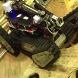 Manual Rescue Robot Test@ Japan Robocup 2012 Osaka
