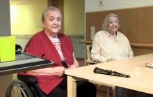 Service robots in nursing homes: Care-O-bot 3 and CASERO