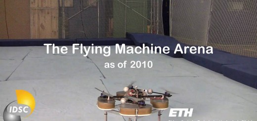The Flying Machine Arena as of 2010 (Final Version)