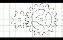Gear generator (version 3)
