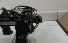 Self-Transforming Mobile Robot