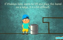 What is an Inclined Plane? - Simple Machines | Mocomi Kids