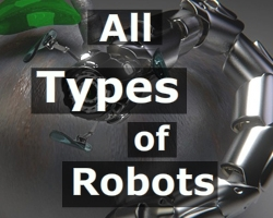 All Types of Robots