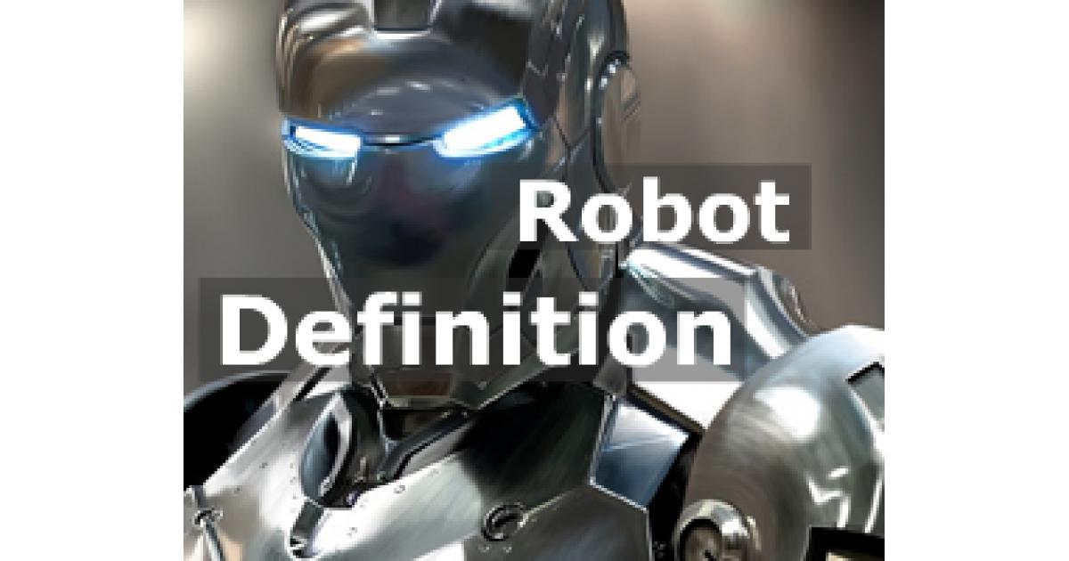 Robot Definition