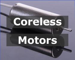 Coreless Motors
