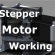 Stepper Motor Working