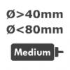 Medium DC Motor