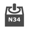 Nema 34 Stepper Motor