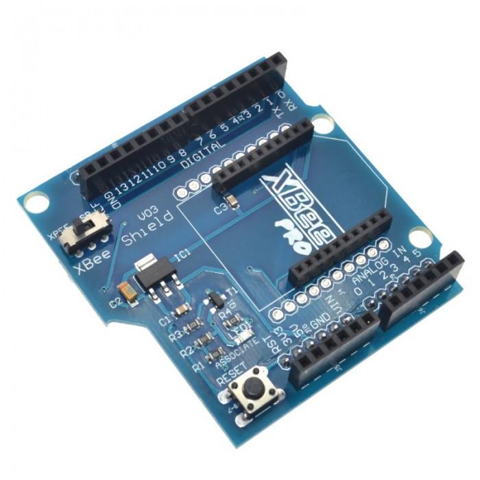 Arduino bluetooth xbee shield