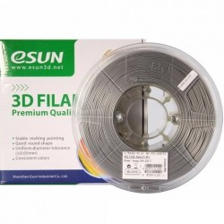 1.75 mm ABS+ Filament - Gümüş
