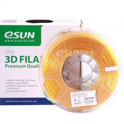 1.75 mm PLA+ Filament - Gold