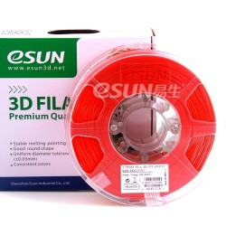 1.75 mm ABS+ Filament - Red