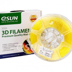 1.75 mm PLA+ Filament - Yellow