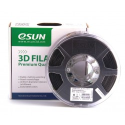 1.75 mm PLA+ Filament - Black