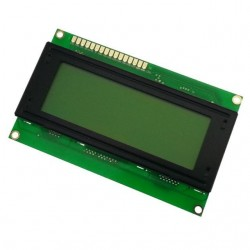 4X20 LCD Module - Green