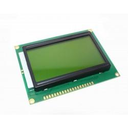128x64 LCD Module - Green