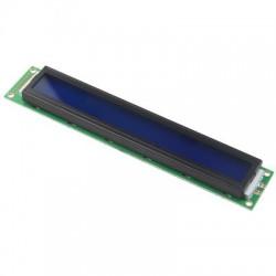 2x40 LCD Module - Blue