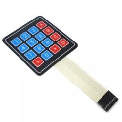 4X4 Membrane Keypad
