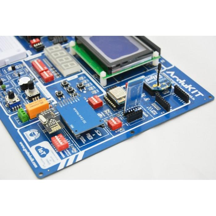 ArduKIT Arduino Training Kit