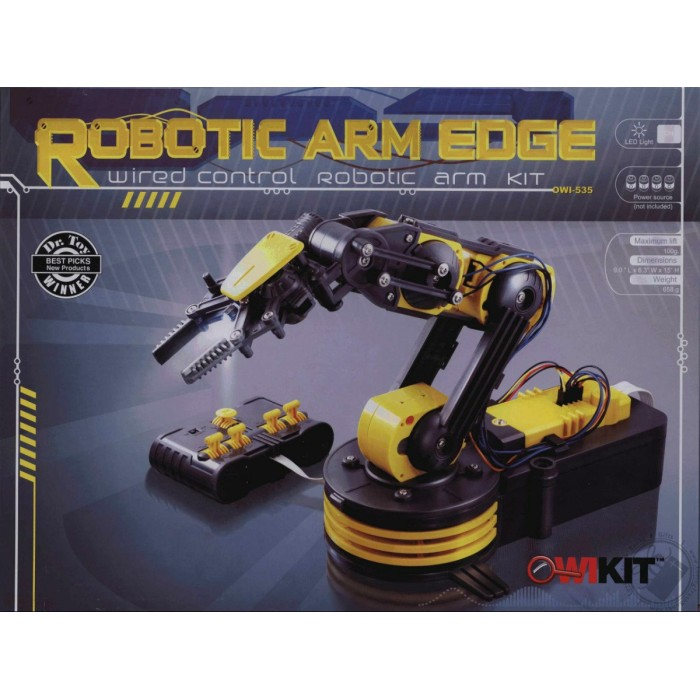 owi-535 robotic arm edge free download - SourceForge