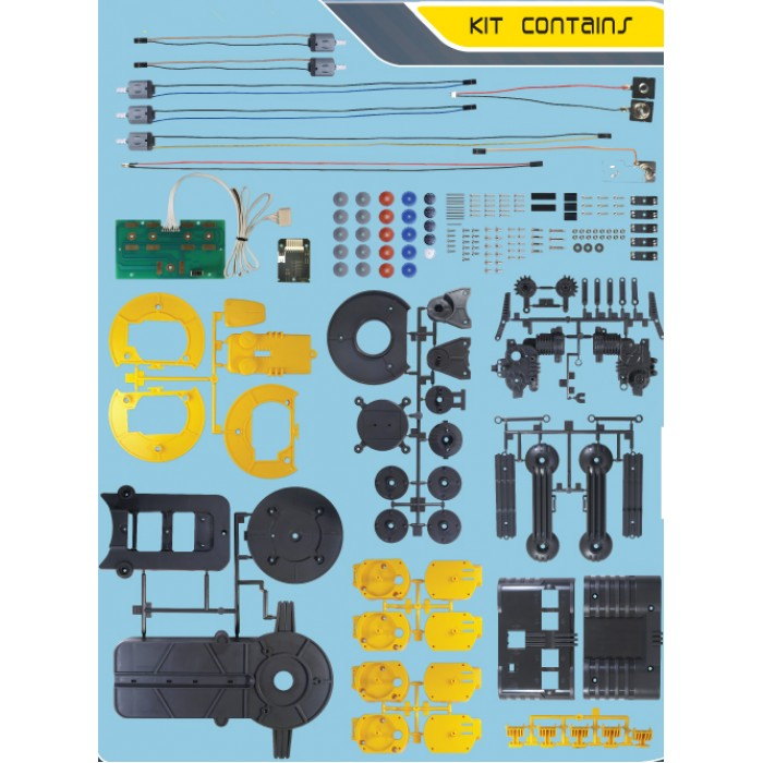 OWI-535 ROBOTIC ARM EDGE KIT - ROBOT ARM TRAINER