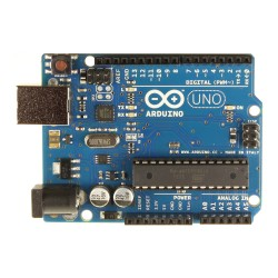 Arduino UNO USB Microcontroller Rev 3 - Boxed Original Product
