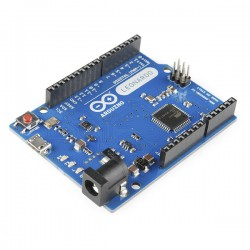 Arduino LEONARDO ATmega32u4 Microcontroller  - (With Headers) - Boxed Original