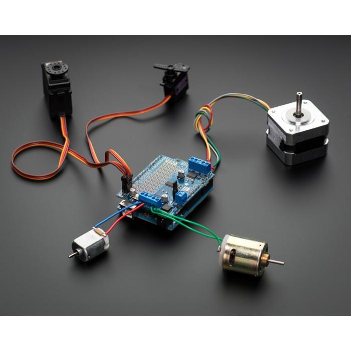 Adafruit Motor Shield Kit For Arduino V2