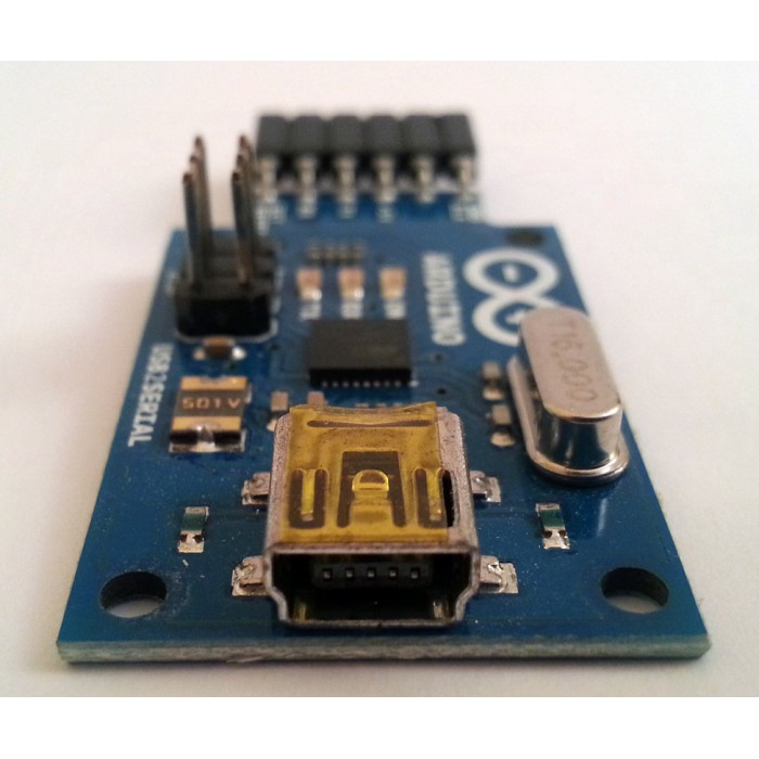 Arduino usb to serial converter