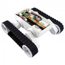 Dagu Rover 5 - 4WD Tracked Chassis with Settable Ground Clearance 4 Motors