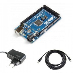 Arduino Mega 2560 R3 Kombo Kit (Adaptor + USB Cable)
