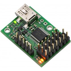 Pololu Mini Maestro 6-Channel USB Servo Controller (Assembled) - PL-1350