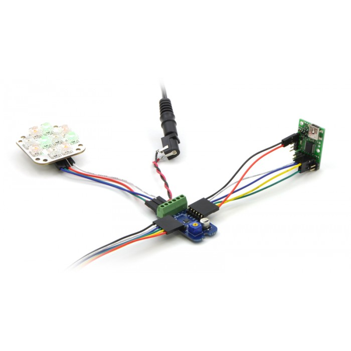 Pololu Mini Maestro 6-Channel USB Servo Controller