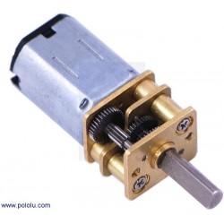 Pololu 100:1 Micro Metal Gearmotor HP - PL-1101