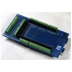 Universal Screw-Block Proto-Shield System for Arduino (Uno and Mega)