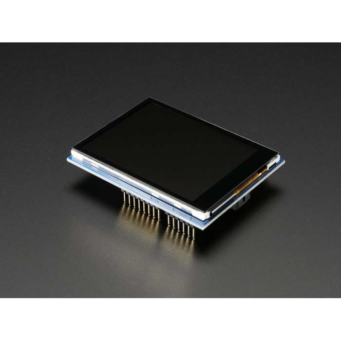Adafruit quot tft touch shield for arduino