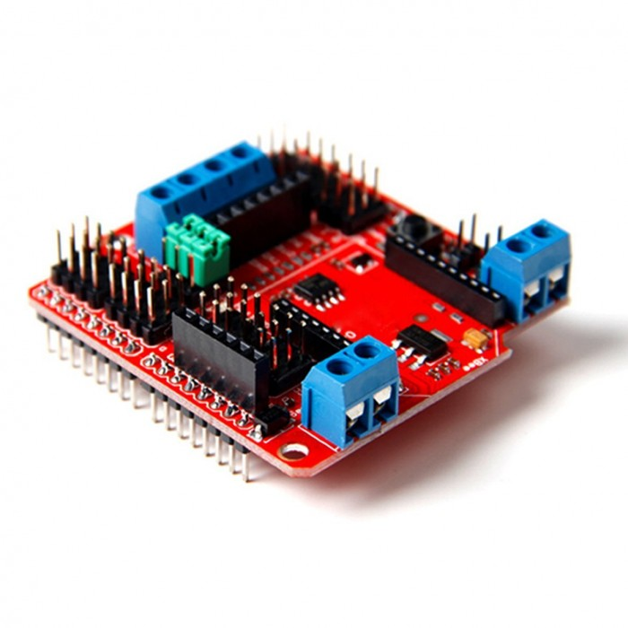 Xbee sensor and io expansion shield for arduino